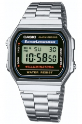 Casio A168WA-1YES Retro Vintage